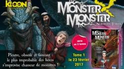 MONSTER X MONSTER : notre avis après le premier tome !