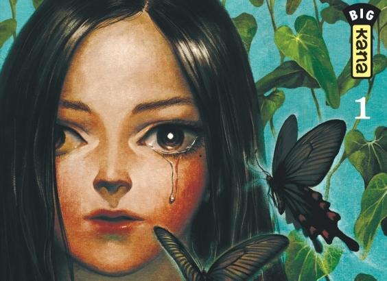 Nuisible T01 : La nouvelle série Horreur de chez Kana Edition !