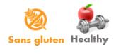 sans gluten healthy