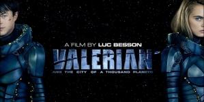 «Valerian» : neuf nouvelles affiches dévoilées !