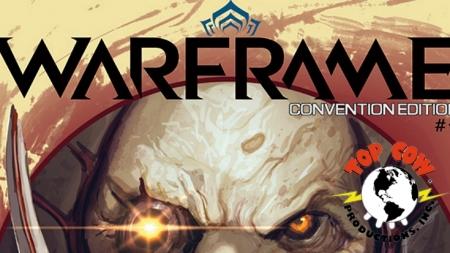 Warframe et Top Cow vont produire une série de comics !