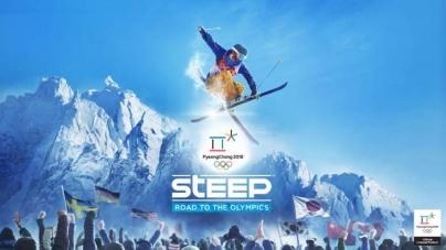 Steep En route pour les Jeux Olympiques est disponible !