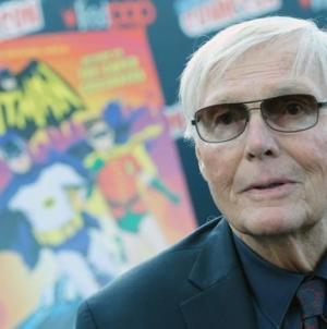 Mort d'Adam West, premier interprète de Batman