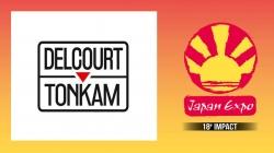 #JapanExpo J-11 : le festival avec les éditions Delcourt Tonkam !