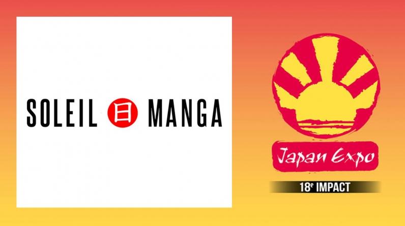 #JapanExpo J-12 : le festival avec les éditions Soleil Manga !