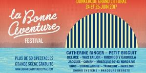 Le festival La Bonne Aventure ouvre sa première édition les 24 et 25 juin