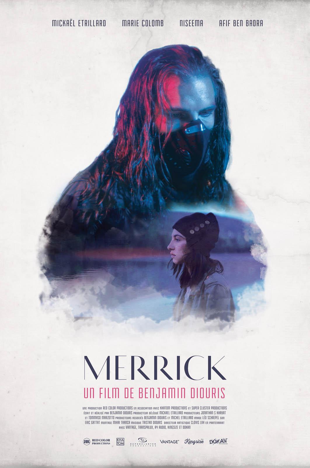 Merrick - affiche