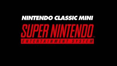 La nouvelle Nintendo Classic mini officiellement annoncée !