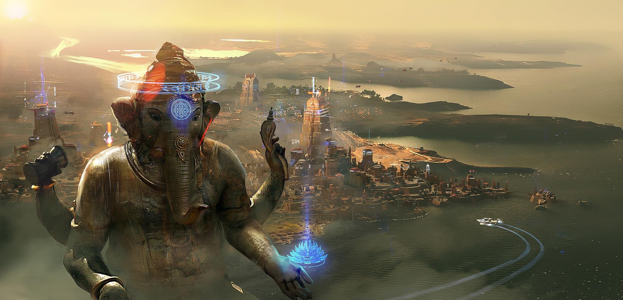 Temple Beyond Good & Evil 2