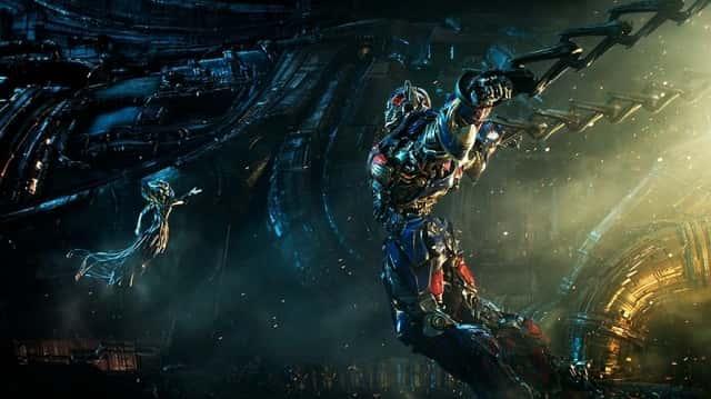 Transformers 5 - 5