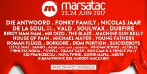 Marsatac 2017 : le deuxième jour d'un festival démentiel