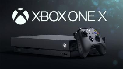Xbox One X : Microsoft revient avec la plus puissante des consoles pendant l'E3