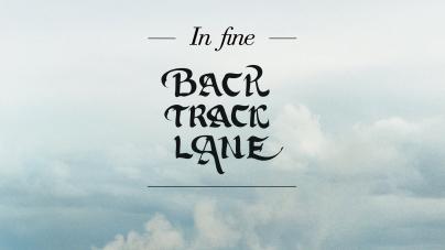 Concours Backtrack Lane : Gagnez un EP In Fine ou 2 places pour le concert
