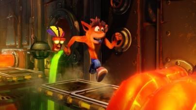 Crash Bandicoot N. Sane Trilogy : entièrement remastérisé sur PS4