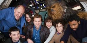 Que se passe-t-il sur le tournage du spin-off de Han Solo ?