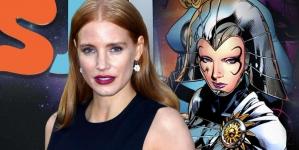 X-Men Dark Phoenix: Jessica Chastain en mode bad girl !
