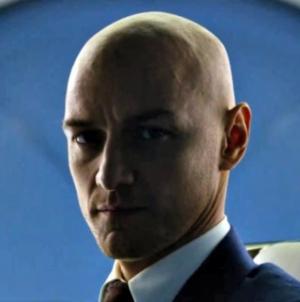 X-Men : James McAvoy sort son rasoir pour le retour du professeur Xavier