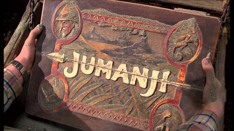 Le remake de «Jumanji» a enfin sa première bande-annonce !
