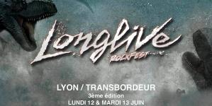 3ème édition du Longlive Rockfest : un festival survolté !