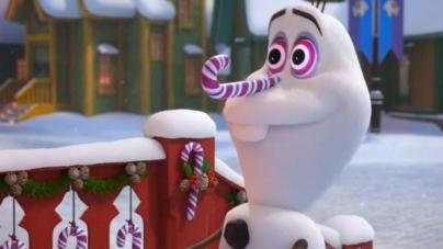 La Reine des Neiges : Olaf, totalement givré dans son court-métrage !