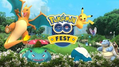 Pokémon GO fête son premier anniversaire !