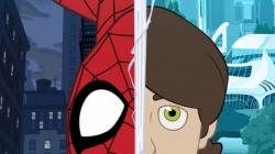 Spider-Man: Les premières images de la série Disney
