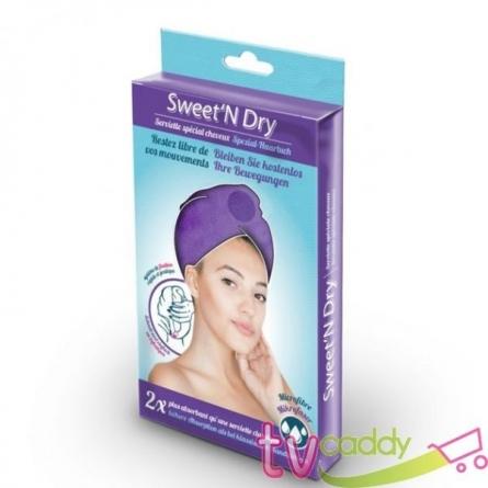 La serviette magique Sweet N'Dry