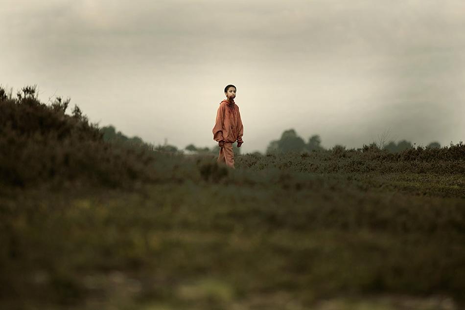 Sennia Nenua seule au monde dans The Last Girl