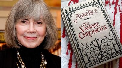 Les Chroniques des Vampires destinées à être adaptées en série télévisée