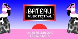 Bateau Music Festival, un week-end magique dans la forêt