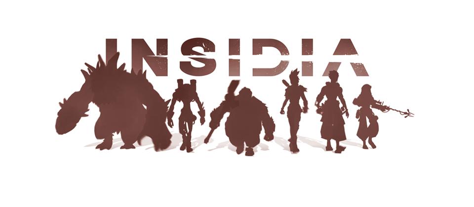 INSIDIA jeu Gamescom