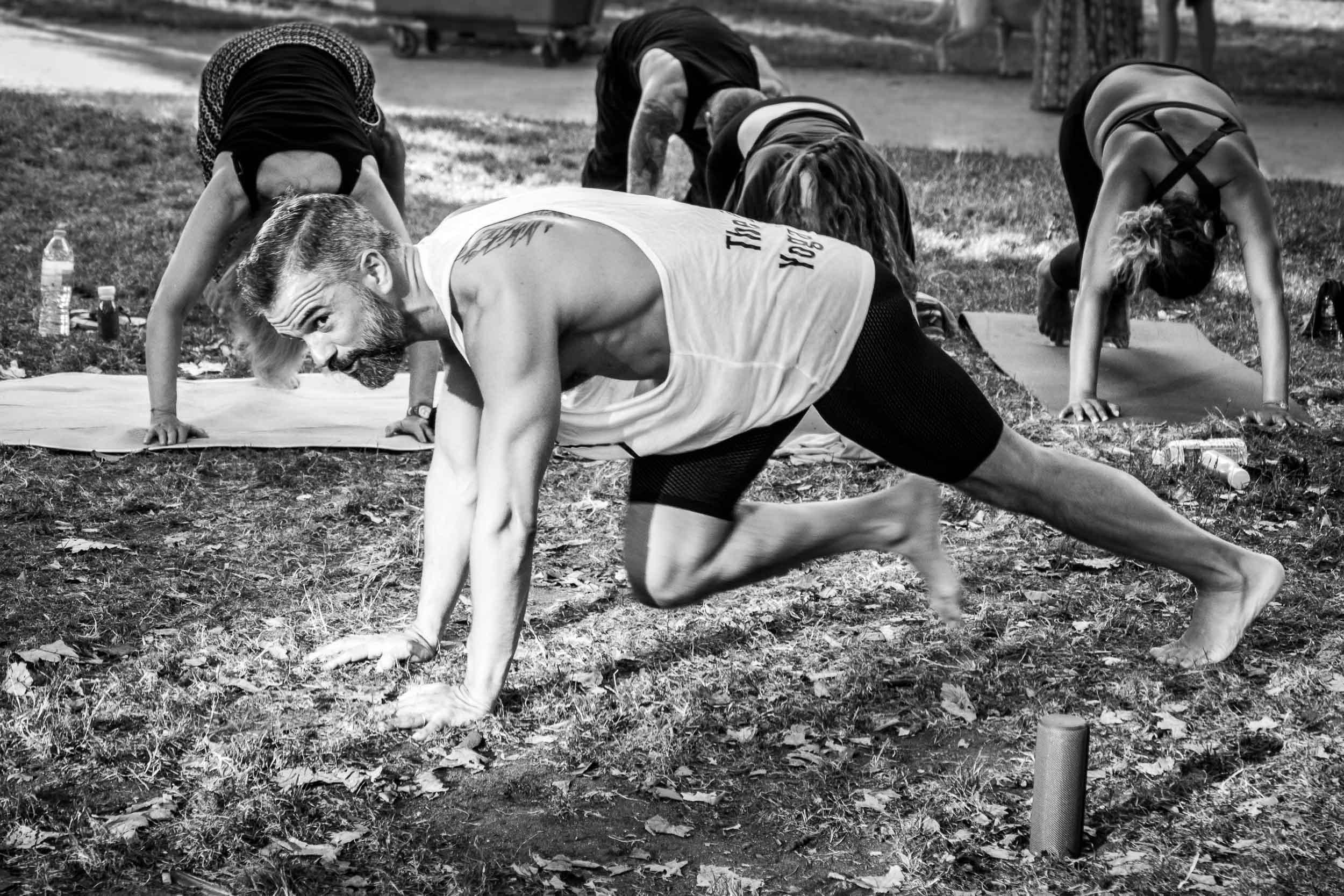 extreme hiit Yoga