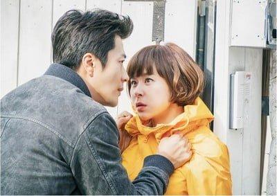 Choi Gang-Hee ( Yoo Seol-Ok) et Kwon Sang-Woo (Ha Wan-Seung)
