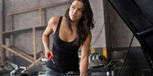 Michelle Rodriguez : la menace en mode girl-power !