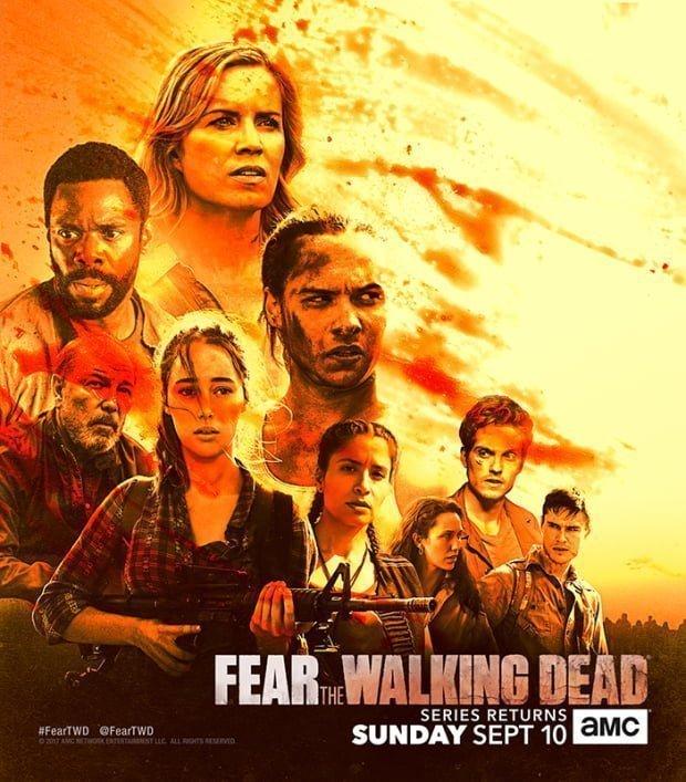 Fear The Walking Dead Season 3B, Photo credit: Courtesy AMC