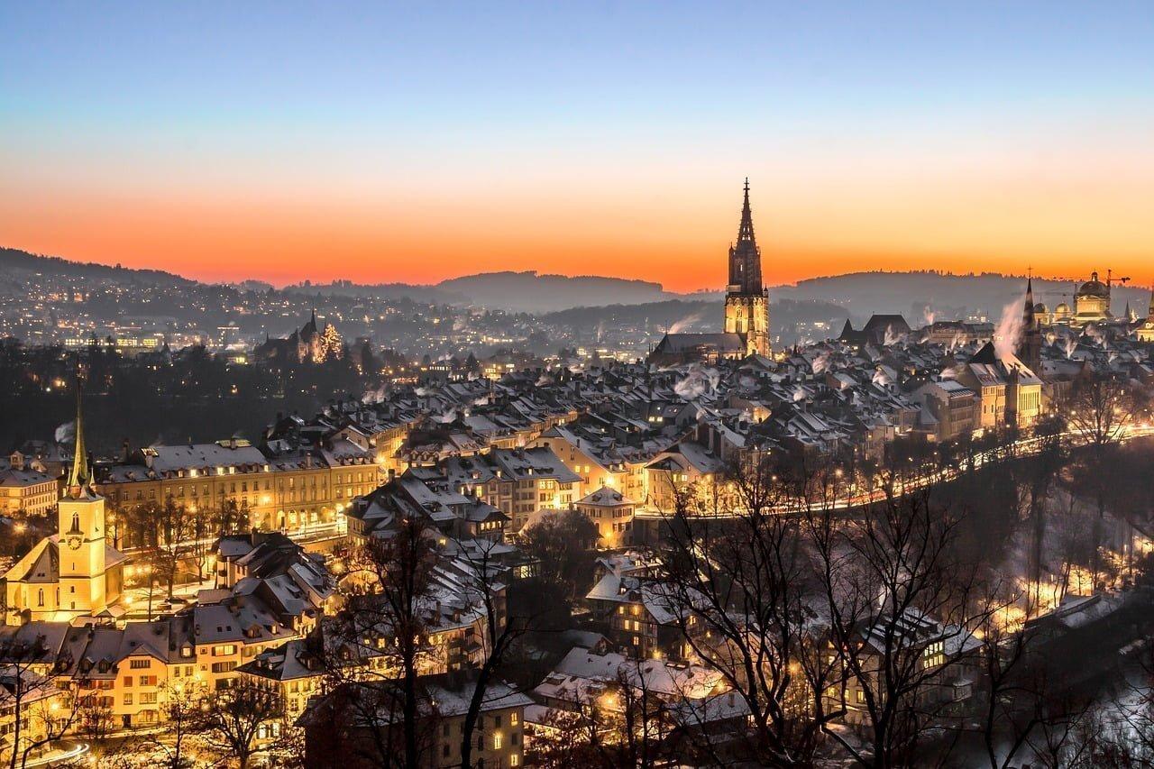 suisse paradis terrestre