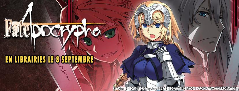 Fate/Apocrypha : une nouvelle guerre sainte arrive !