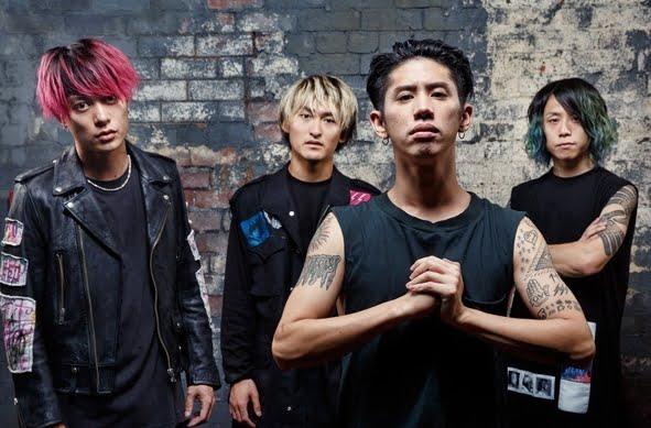 ONE OK ROCK de retour pour un concert à Paris en décembre !