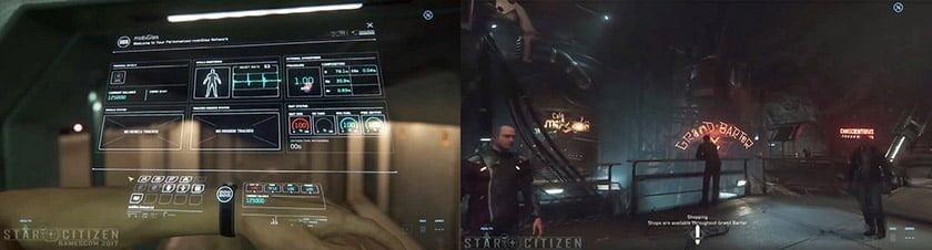 Star Citizen Levski Gamescom 2017