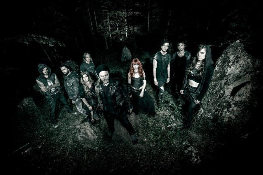 eluveitie, pantheon, folk metal