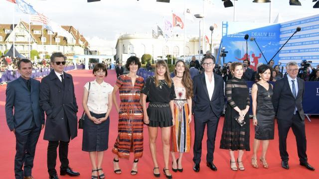 Retour sur la cérémonie d'ouverture du 43ème festival du cinéma américain de Deauville