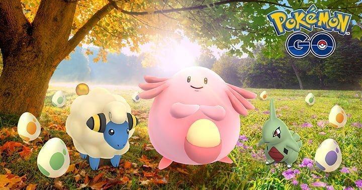 L'événement Pokémon GO «Équinoxe» débute le 22 septembre !