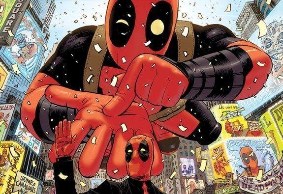 Deadpool de retour dans All-New Deadpool Tome 1