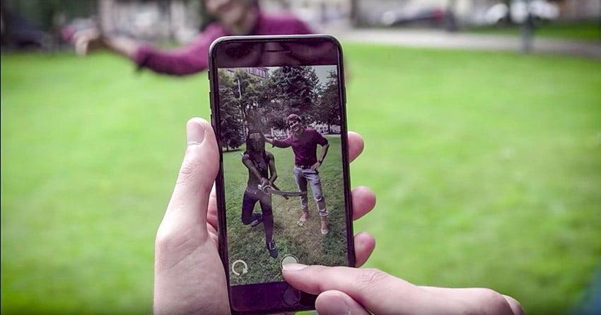 Le jeu de zombies façon Pokemon Go arrive sur Android et iOS