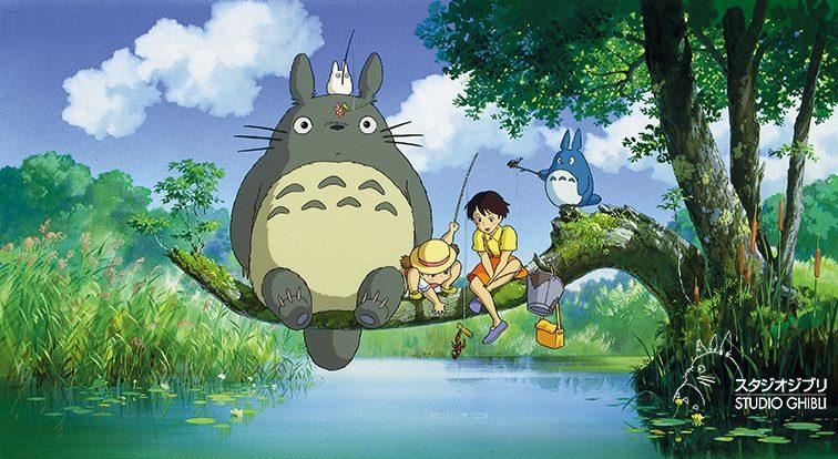 Une boutique Ghibli éphémère ouvrira ses portes à Paris ce week-end !