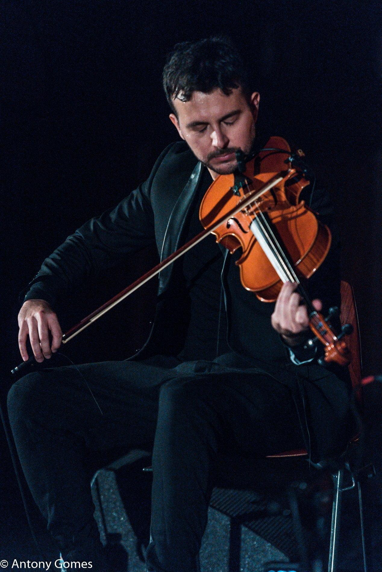 Luca d'Alberto MaMA Event