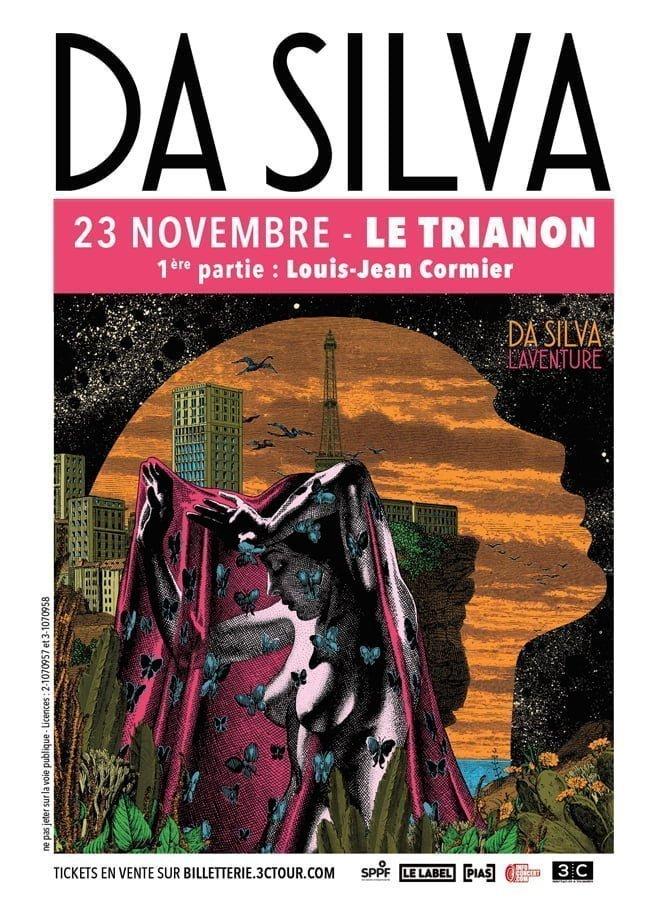 Da Silva, au Trianon