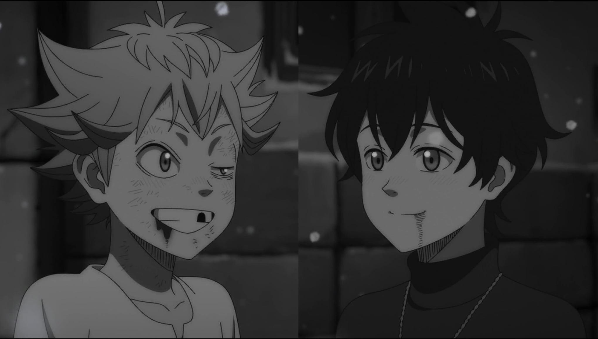 Black Clover Asta et Yuno