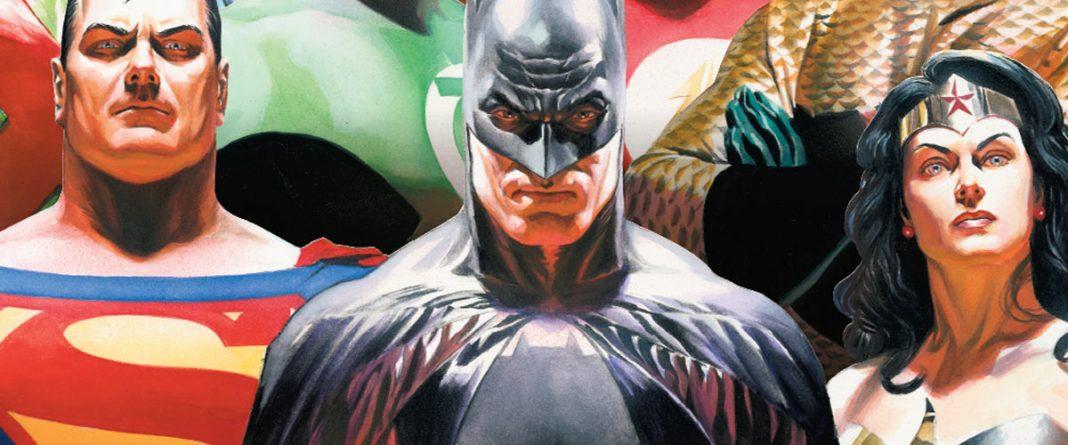 [Critique] Justice League Anthologie : un best-of de super-héros !