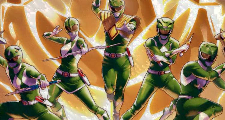 [Critique] Power Rangers – Tome 2 : L'ère du Dragon Noir chez Glénat Comics